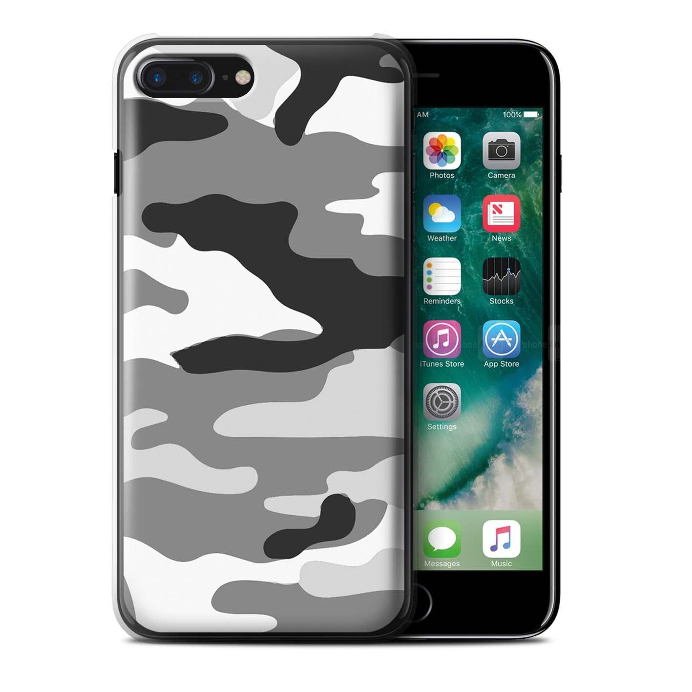 iPhone Case - Camo - Dool-X IT Republic