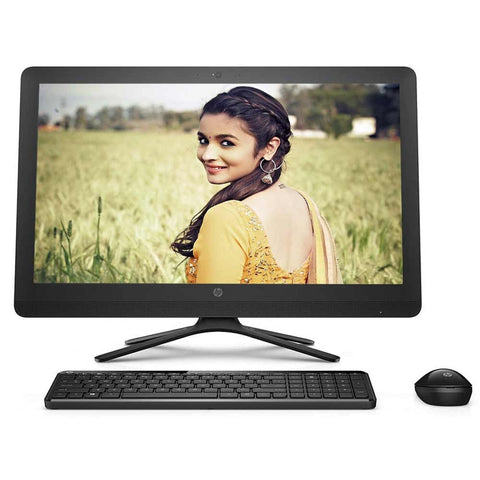 "HP 20 ALL IN ONE DESKTOP INTEL  QUAD CORE  1TB/4GB FDOS 20""INCHES - Dool-X IT Republic"
