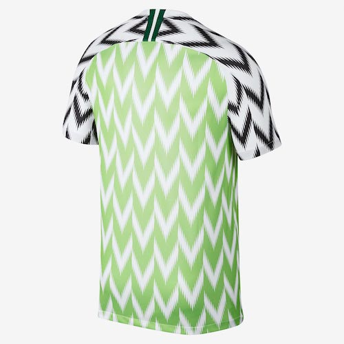 Nike Nigerian 2018 Home Jersey- Official Fan Grade - Dool-X IT Republic