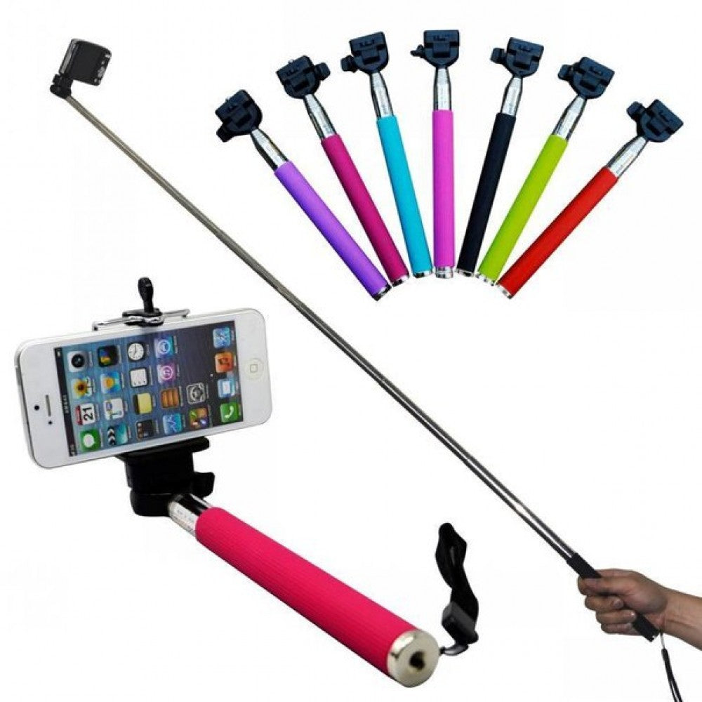 Wired Selfie Stick - Dool-X IT Republic