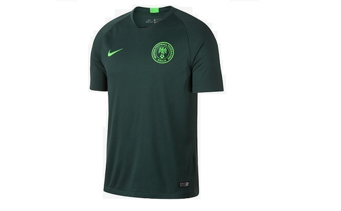 Nike Nigeria 2018 Away Jersey - Official Fan Grade - Dool-X IT Republic