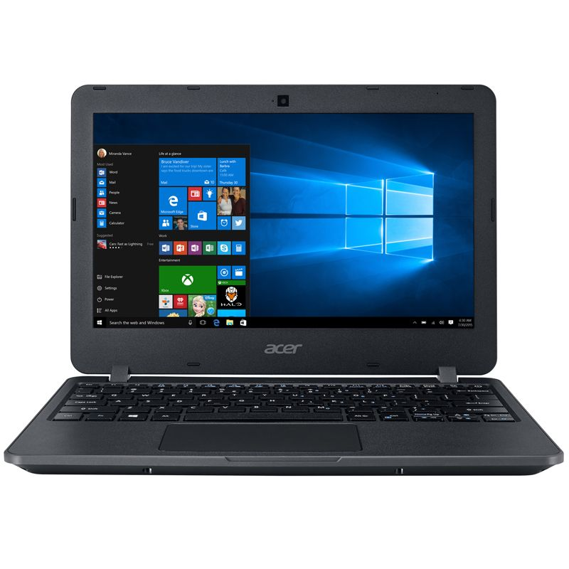ACER MINI MATE B-117 CEL 4GB 128GB 11.6 FREEDOS BLACK - Dool-X IT Republic