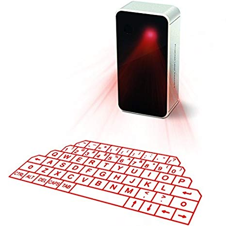 Magic Laser Keyboard for Computers, Tablets or Phones - Dool-X IT Republic