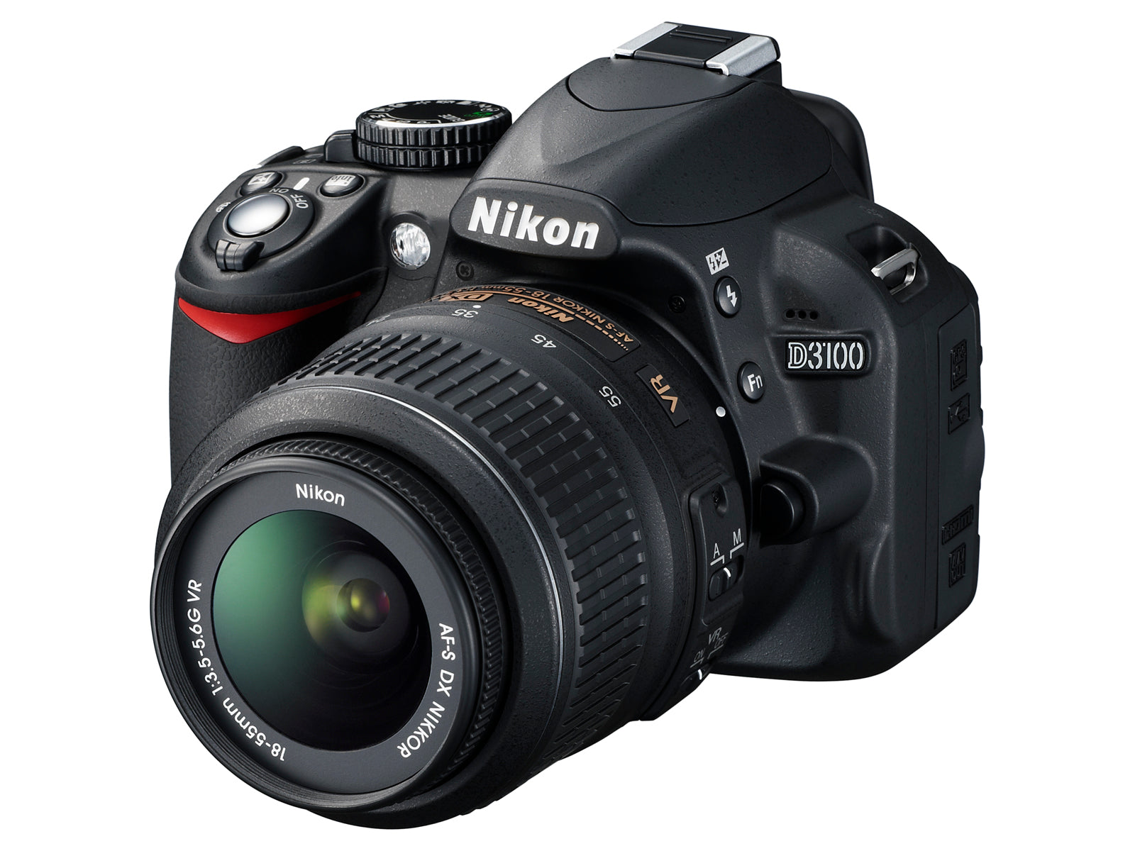 Nikon D3100 Professional Camera - Foreign Used - Dool-X IT Republic