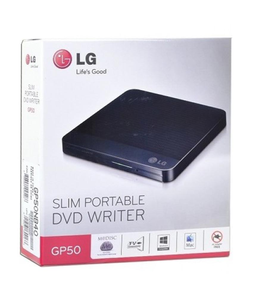 LG External Dvd Writer - Dool-X IT Republic