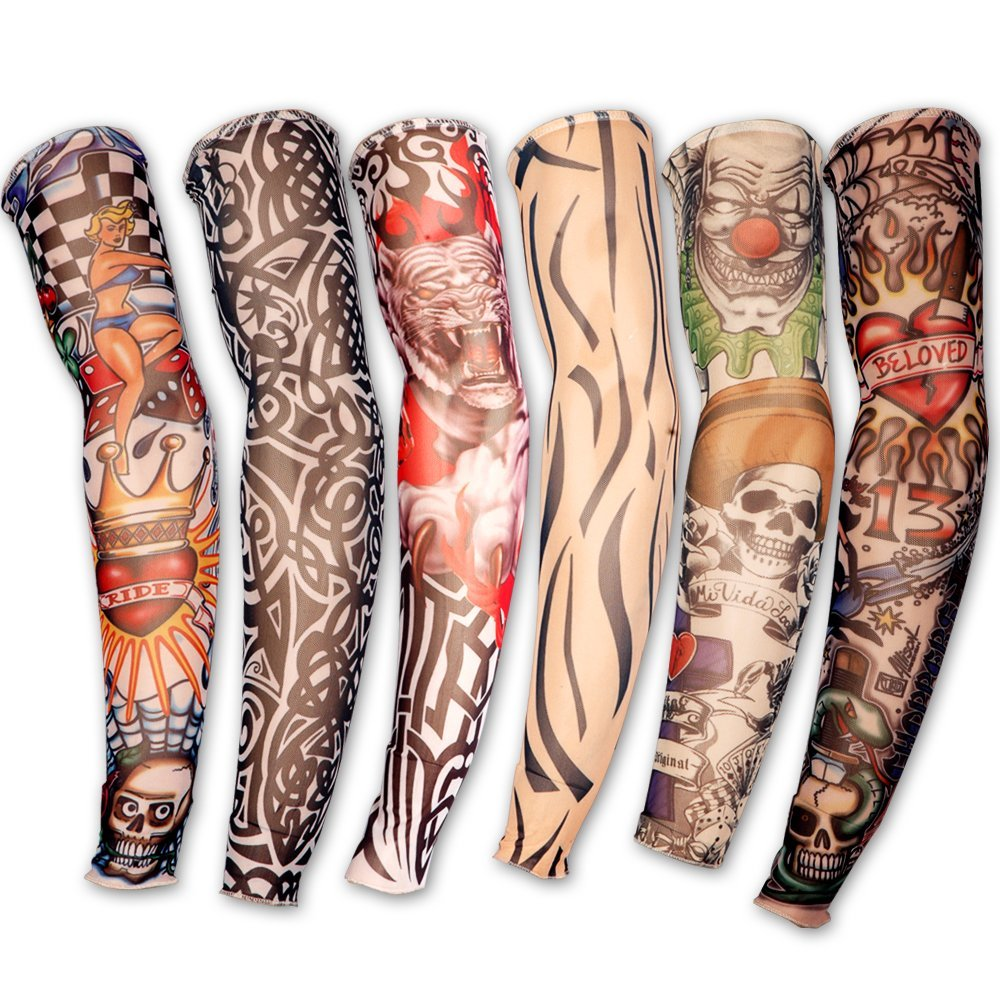 Tattoo Sleeve - Artificial - Dool-X IT Republic