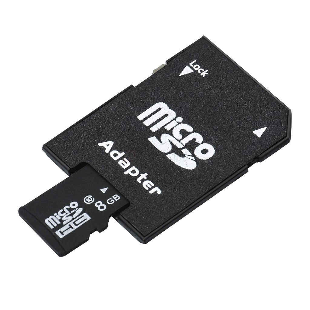 Micro SD - 8GB - Dool-X IT Republic