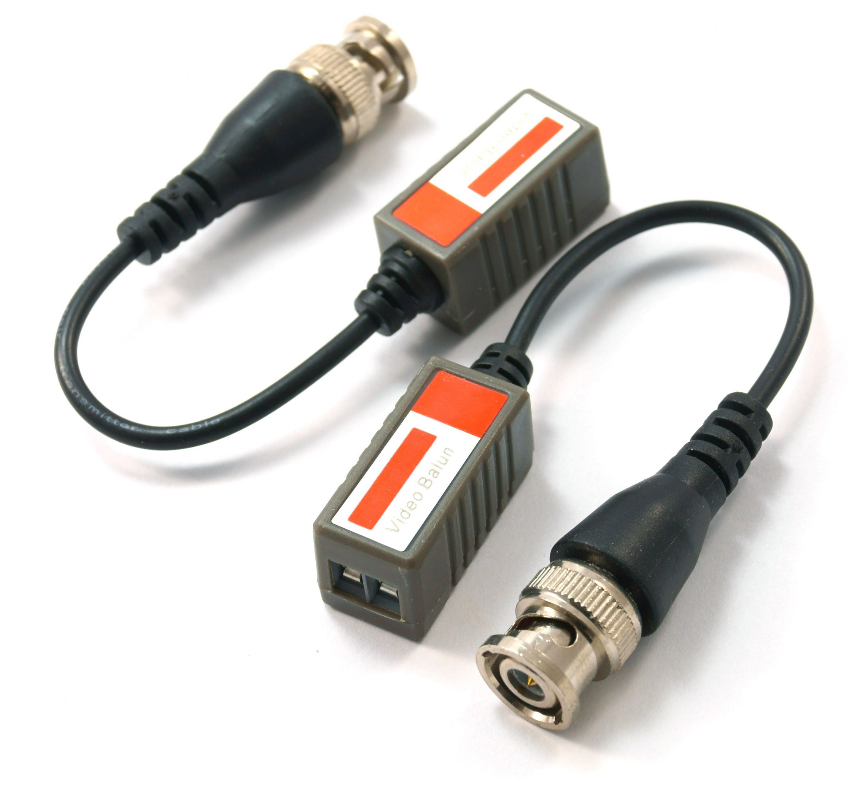 CCTV Video Balun with Extension Cable - Dool-X IT Republic