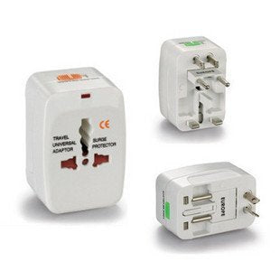Adaptor and Surge Protector - Dool-X IT Republic