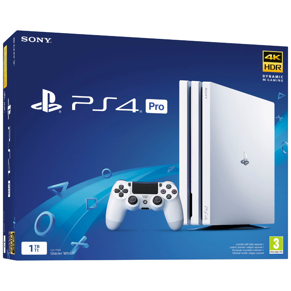 Sony PS4 Pro Console - 1TB - Dool-X IT Republic