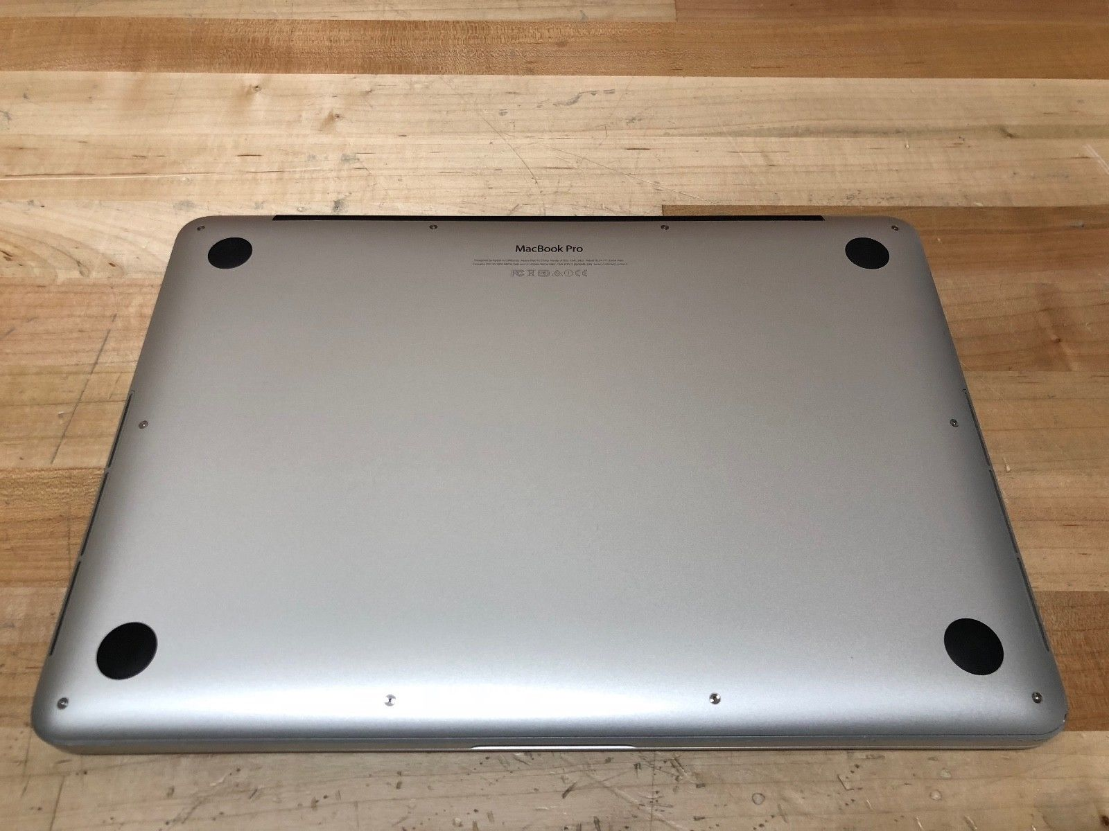 "13"" MacBook Pro 500GB/4GB/CORE i5 (USED) - Dool-X IT Republic"
