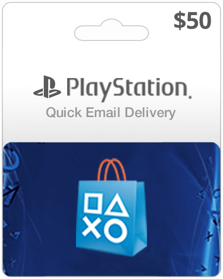 Playstation Network Card - $50 - Email Delivery - Dool-X IT Republic