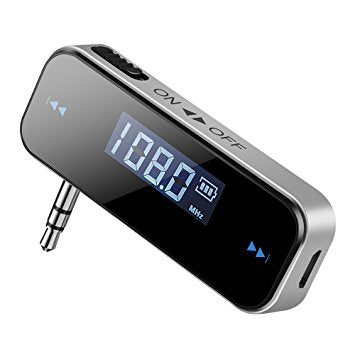 In-car Handsfree & FM Transmitter - Dool-X IT Republic