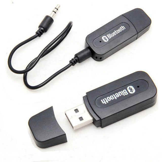 USB Wireless Music Audio Receiver Dongle Adapter - Dool-X IT Republic