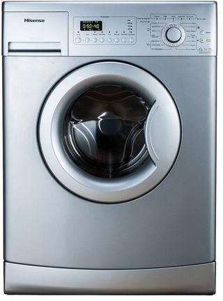 Hisense Washing Machine WM Front Loader - WM 6010 - Dool-X IT Republic