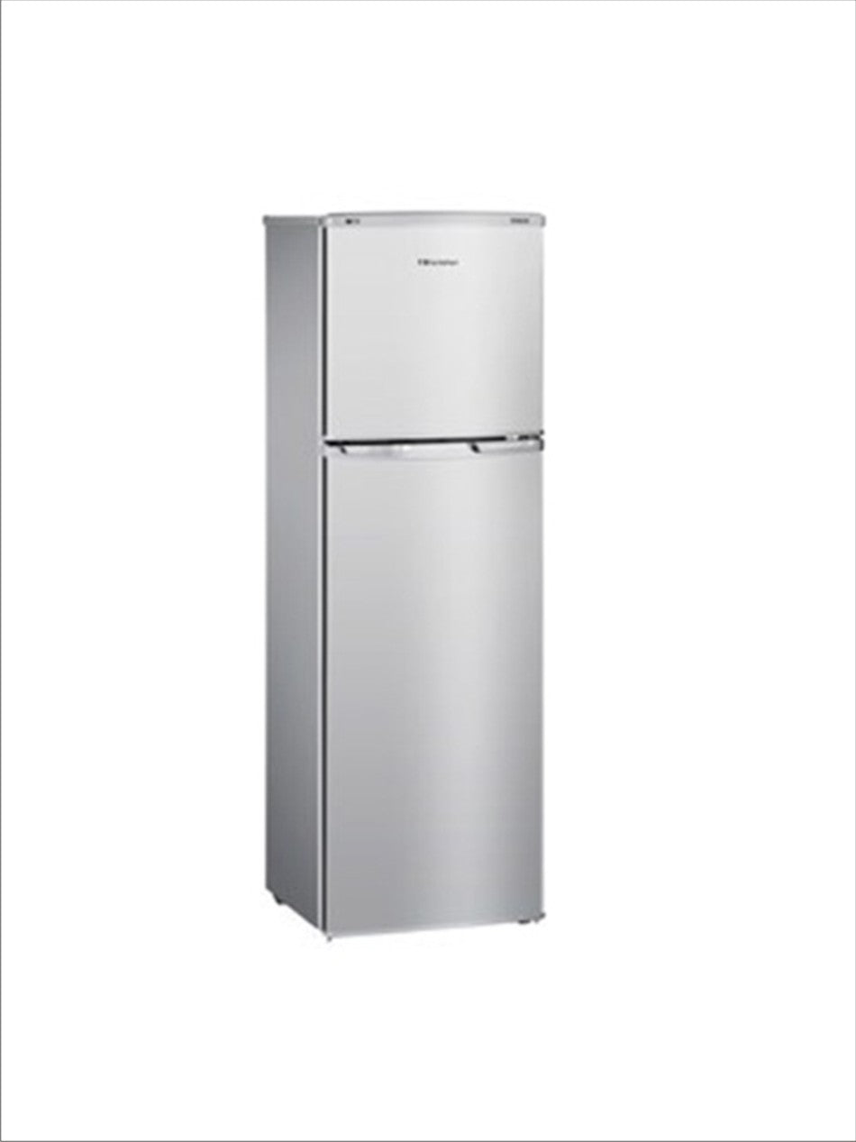 Hisense Double Door Refrigerator - REF65WR - Dool-X IT Republic