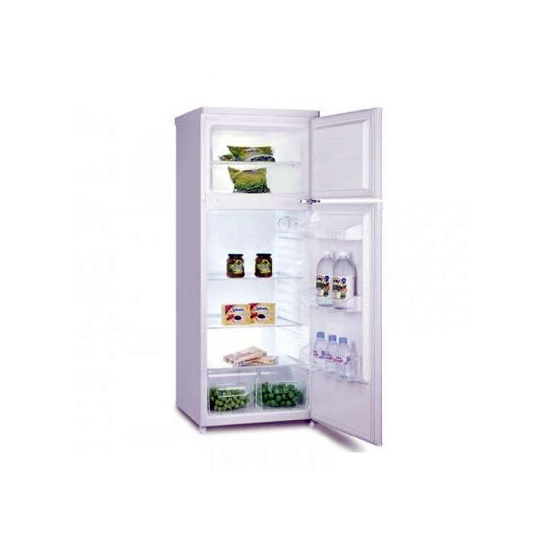 Hisense Double Door Refrigerator-REF260DR - Dool-X IT Republic