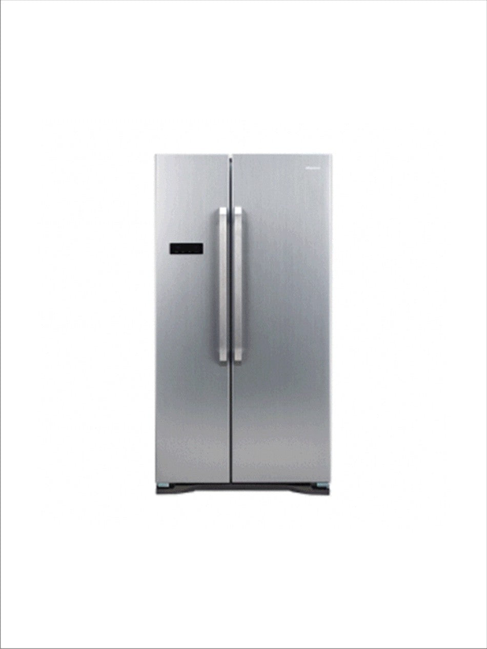 Hisense Hisense Side By Side Refrigerators - 562 Litres - Ref76ws - Dool-X IT Republic