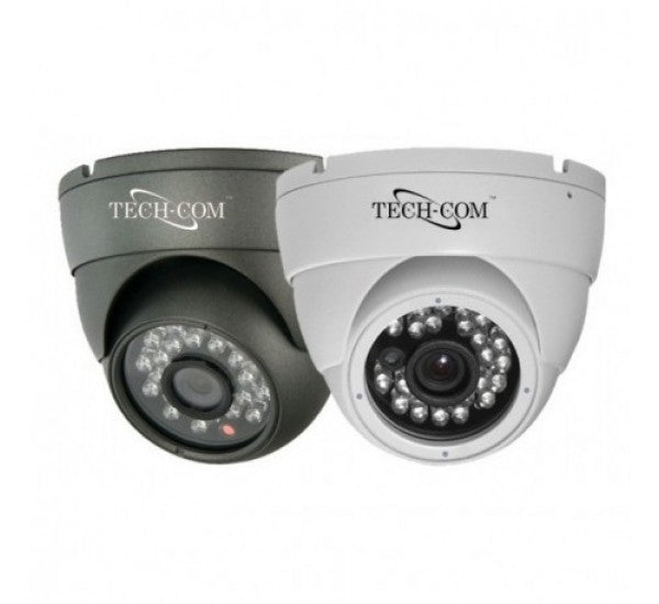 TECH-COM Analog CCTV Bullet Camera (Indoor) - Dool-X IT Republic