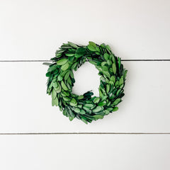 Boxwood Wreath 6