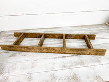 Rustic Farmhouse Ladder