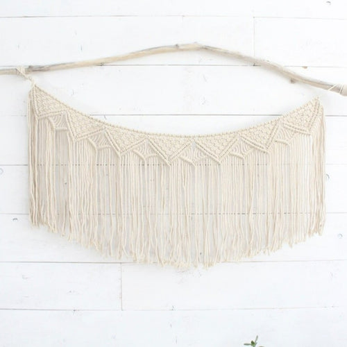 Macrame Wall Hanging SOLD OUT