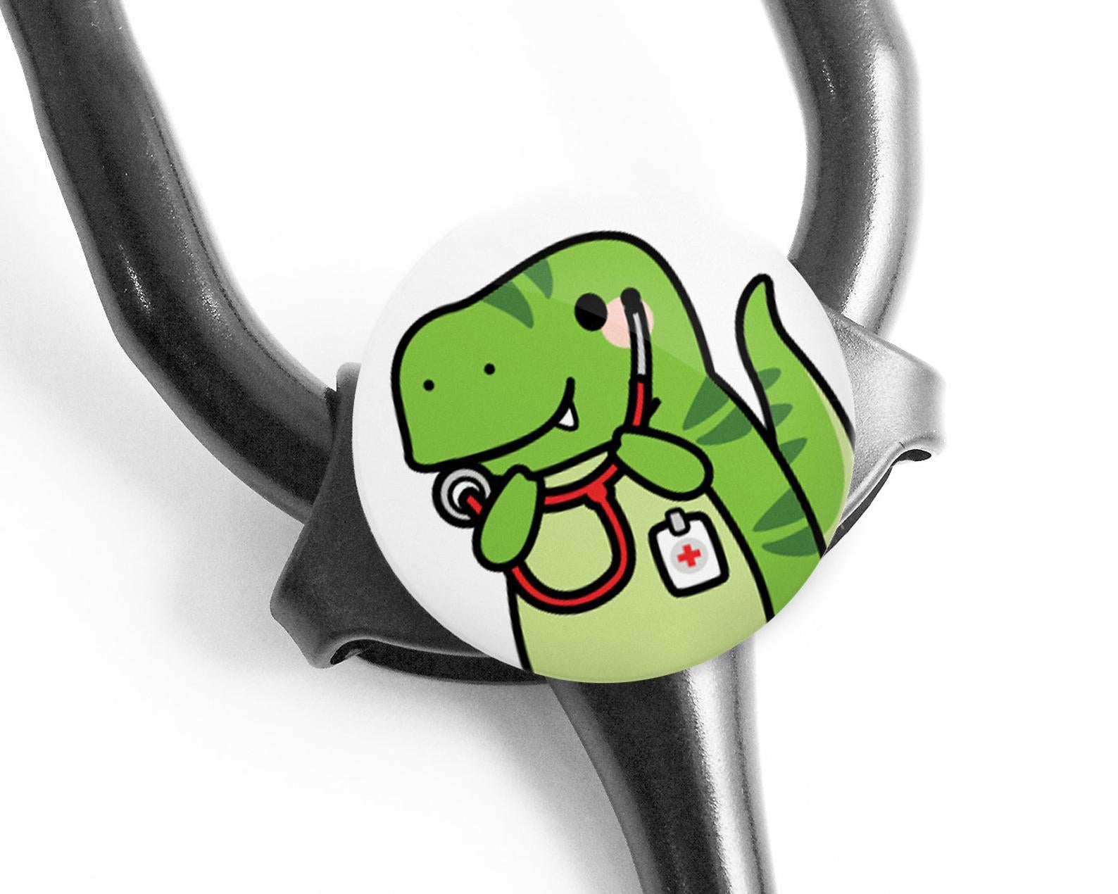 T-Rex Stethoscope Tag