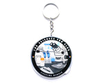 Lab Sciences Fan Club Keychain