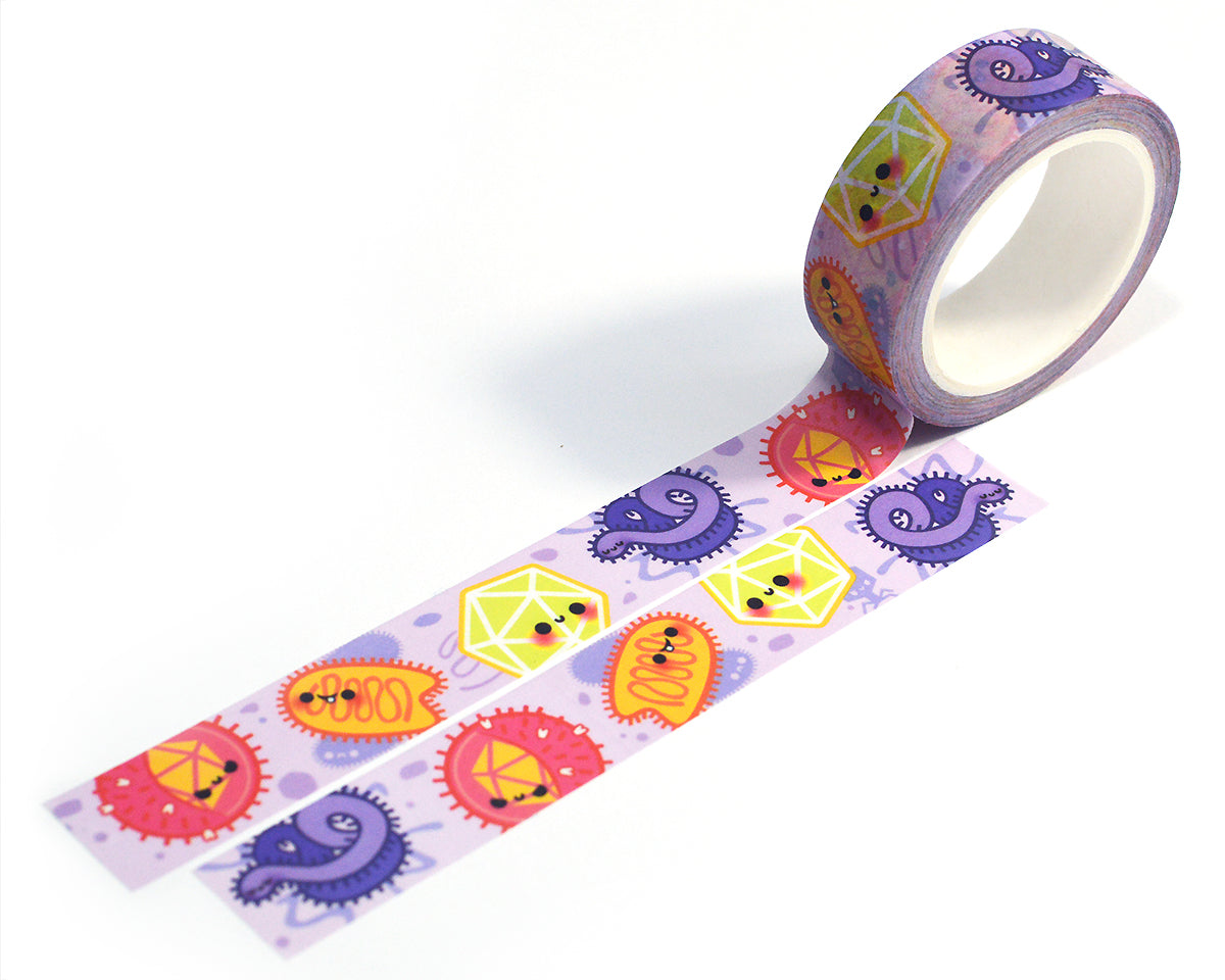 Virus Washi Tape
