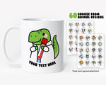 Lab Animals Coffee Mug