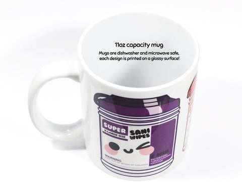 You're An Ova Achiever Coffee Mug