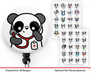 Panda Badge Reel