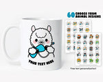 Phlebotomy Animals Coffee Mug