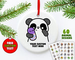 Pill Animals Ornament