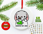 Science Animals Ornament