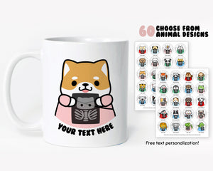 Radiology Animals Coffee Mug
