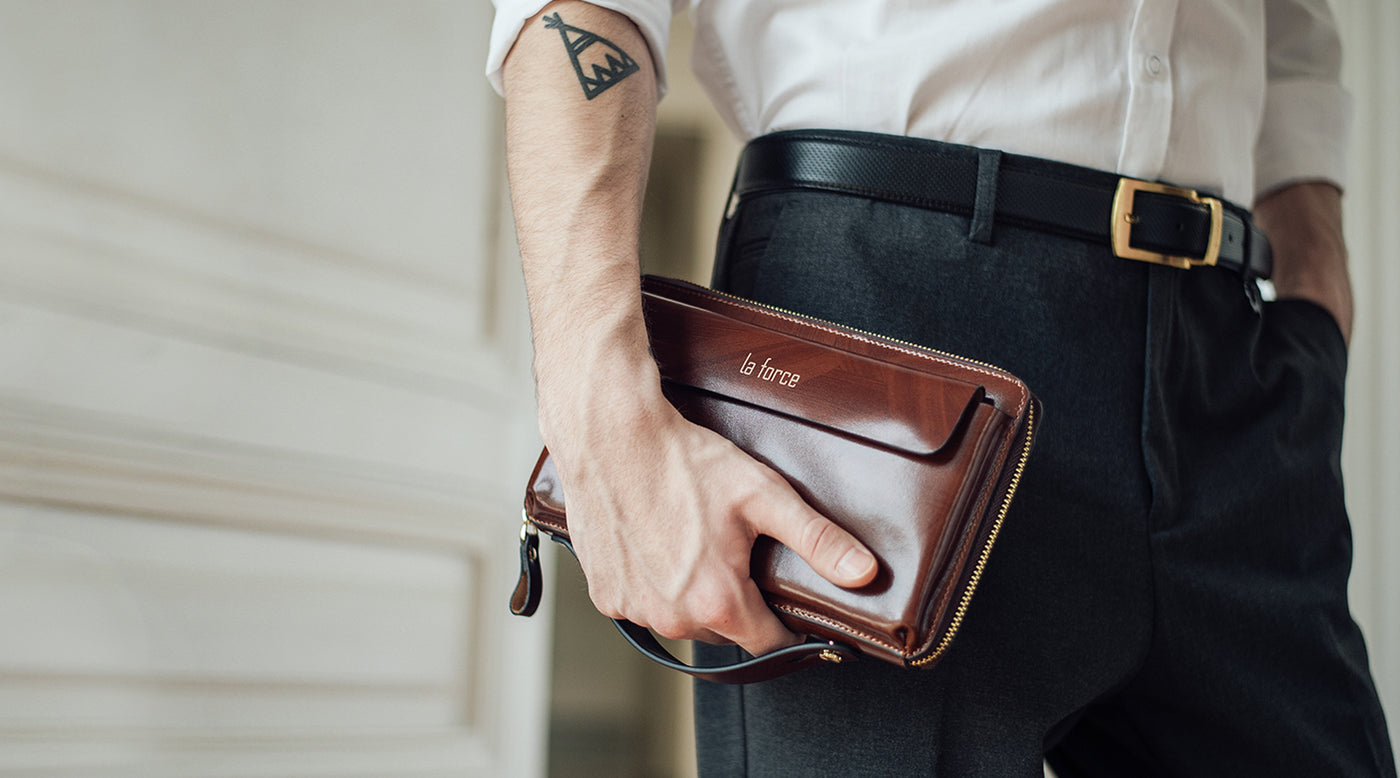 Image result for LaForce Leather