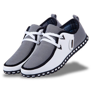 Men's Super Sexy Trendy Summer Fashion Casual Canvas Sneaker Shoes Ultralight Breathable Shoes