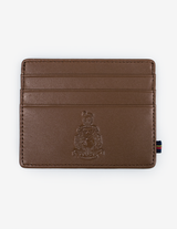 Royal Marines Leather Corps Crest Card Holder