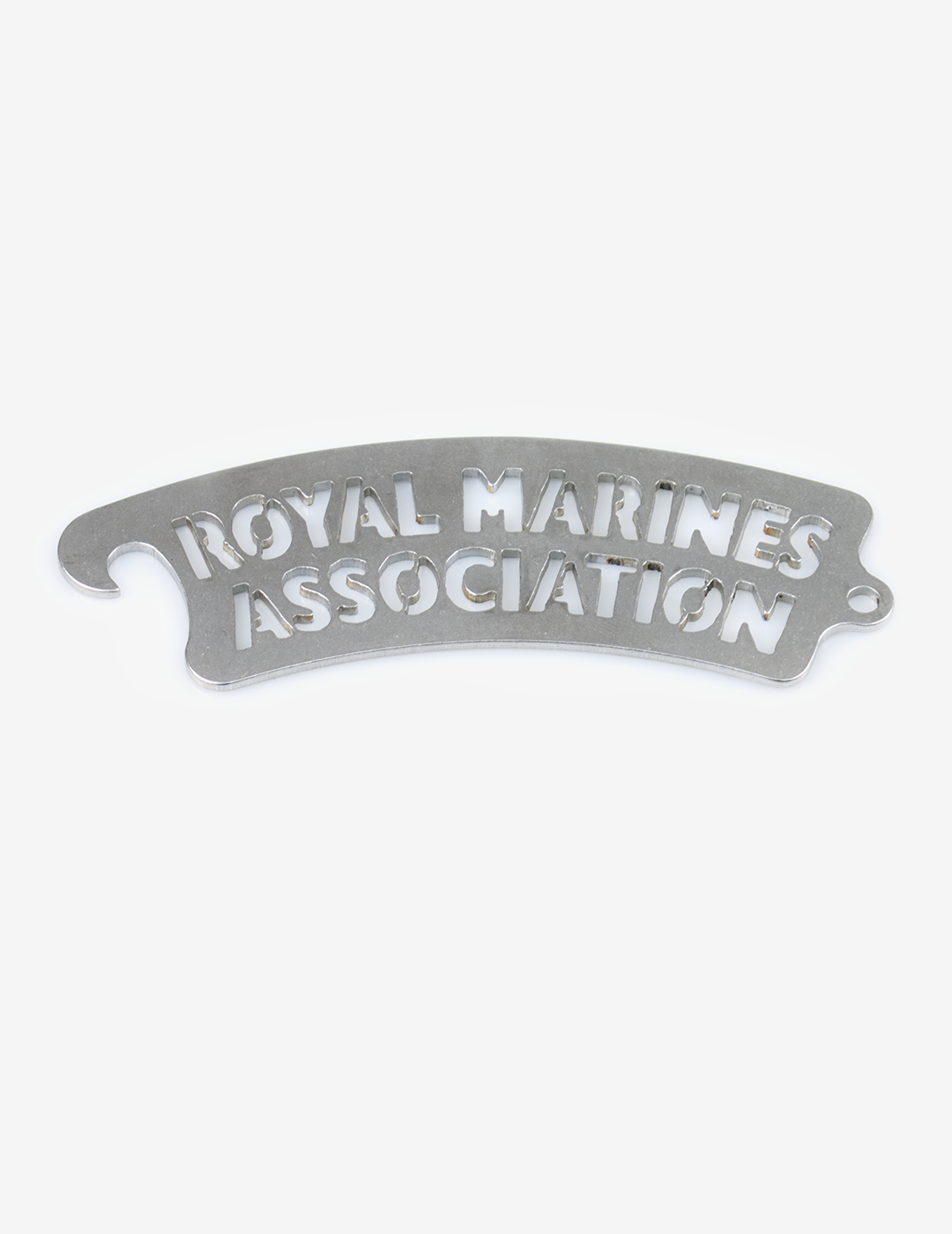 Royal Marines Association Bottle Opener and Keyring