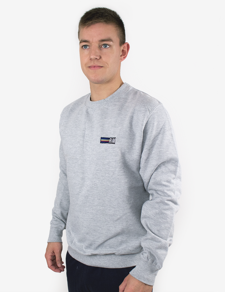 RM Drop Shoulder Sweatshirt
