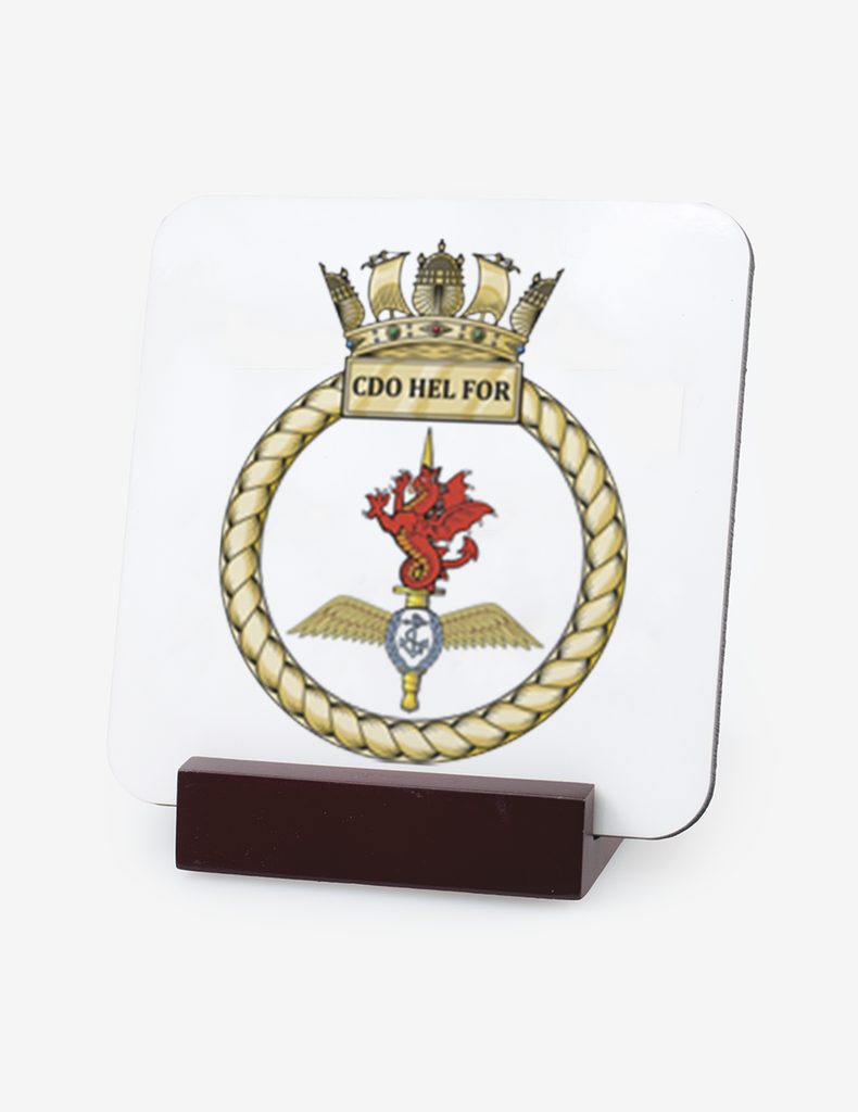 Commando Helicopter Force Royal Marines Coaster