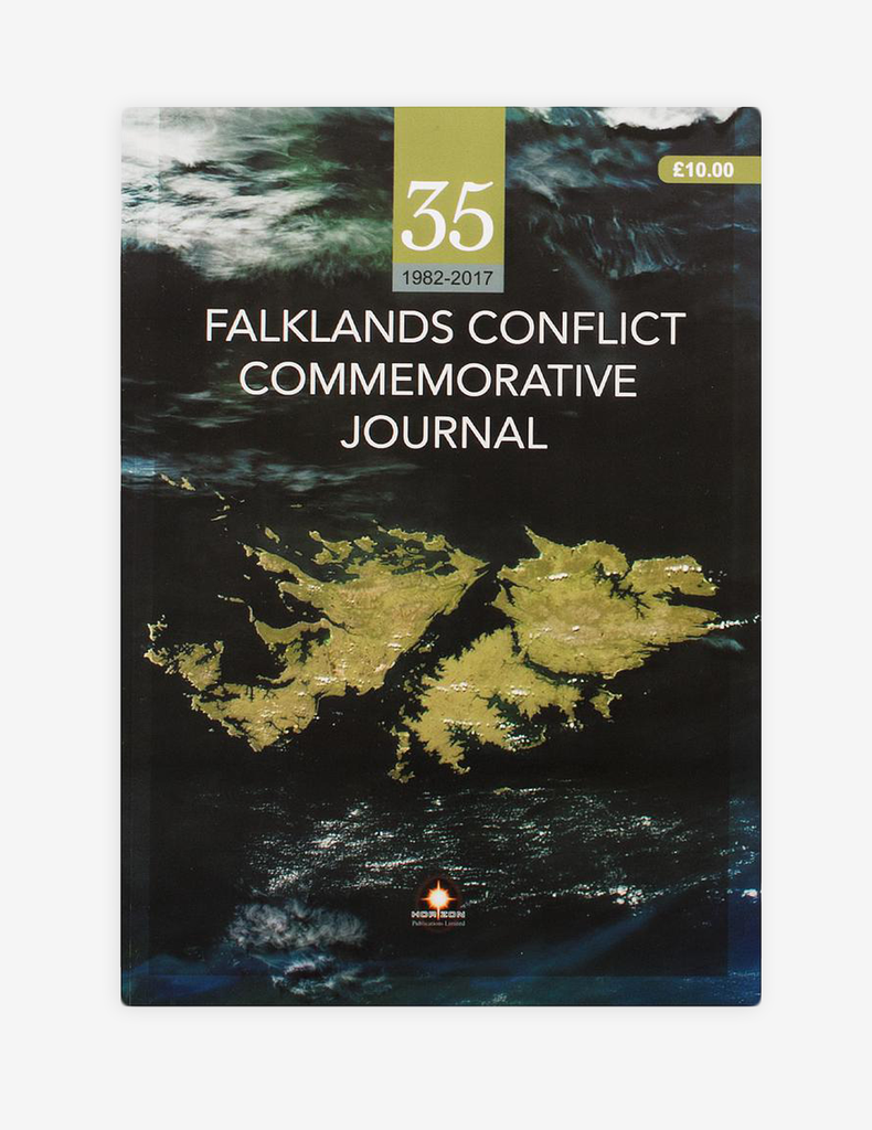 Falklands Conflict 35 Commemorative Journal