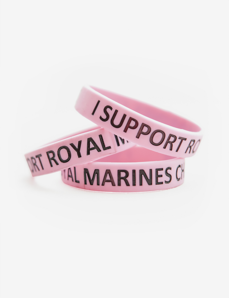 RMA Supporters Wristband - Pink