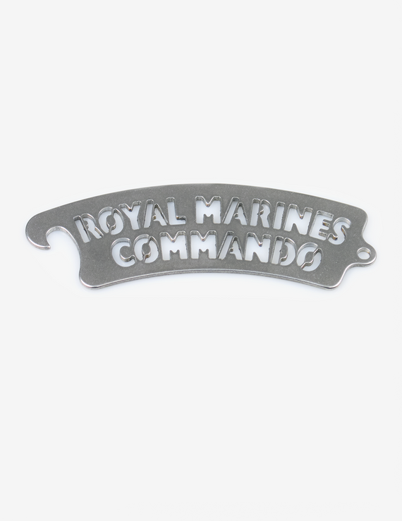 Royal Marines Commando Bottle Opener and Keyring