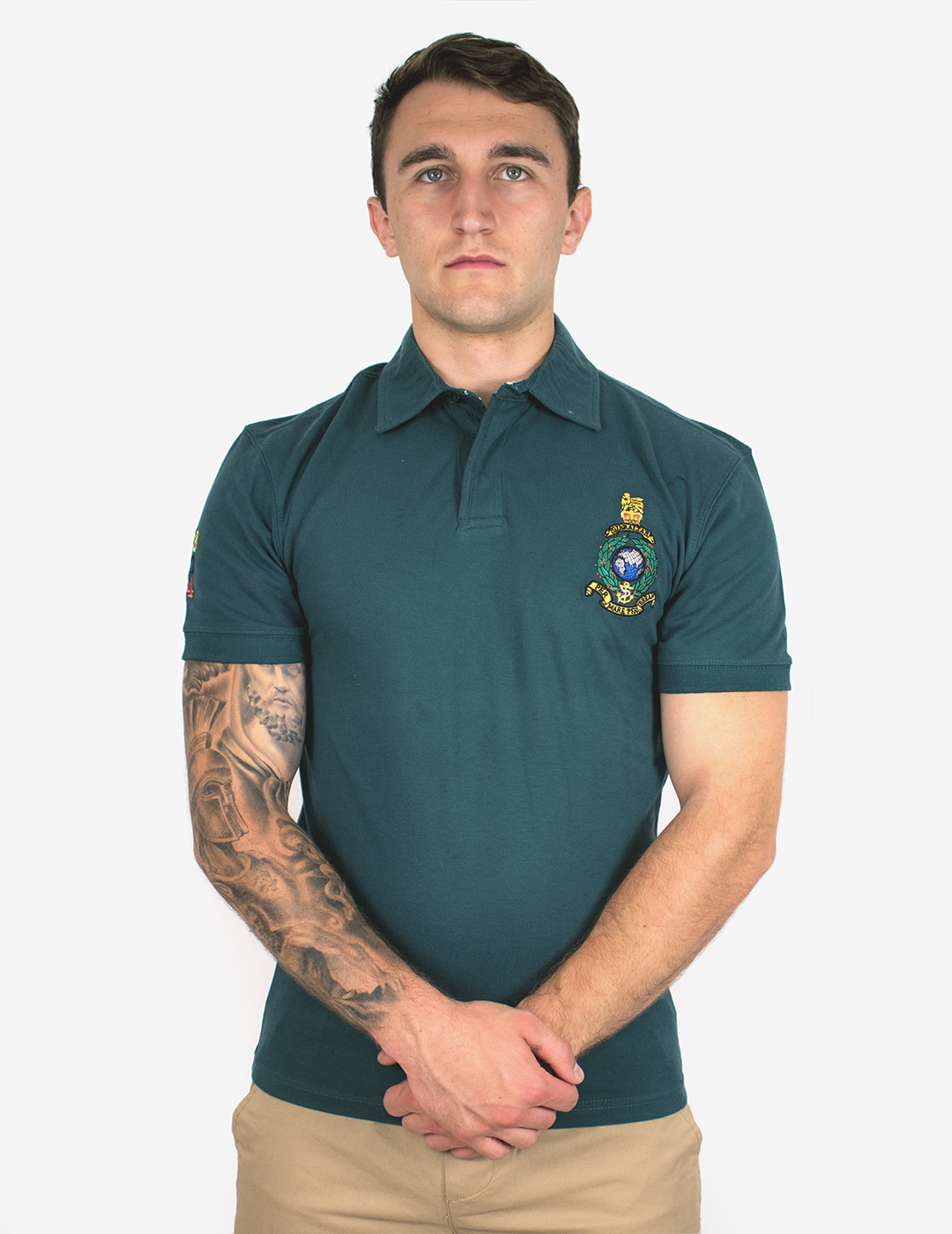Classic Polo Shirt - Green