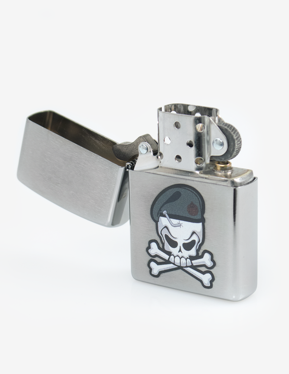 Limited Edition Royal Marines Zippo Lighter