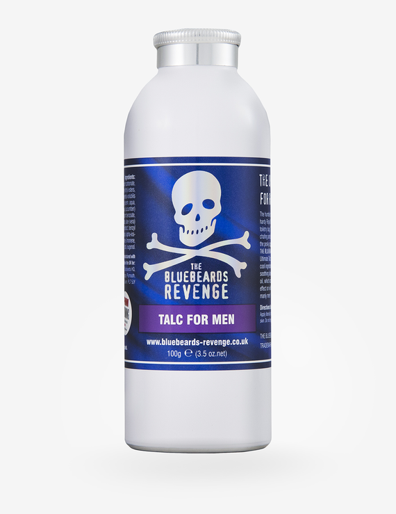 The Bluebeards Revenge Talc for Men - 100g