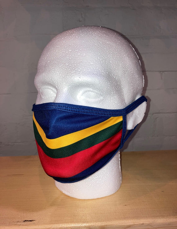 PRE-ORDER Corps Coloured 2-Ply Face mask