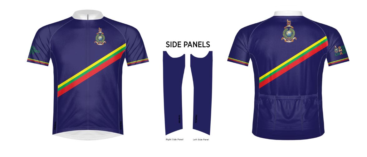 New Race Cut Cycling Jersey